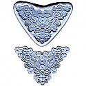 Silicone Flower Lace Border Mold