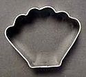 "3"" Seashell Cookie Cutter"