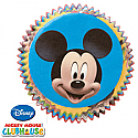 Mickey Mouse Baking Cups
