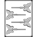 """2 1/2"""" Thick Butterfly Hard Candy Mold"""