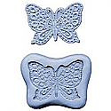 "Silicone 2 3/4"" Butterfly Mold"