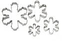 Snowflakes Nesting Metal Cutter Set