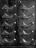 Jewish Horn Chocolate Mold