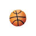 Basketball Sugar Decorations