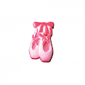 Ballet Slippers Sugar Decorations