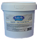 Satin Ice Fondant - White/Buttercream 2 lb. Tub